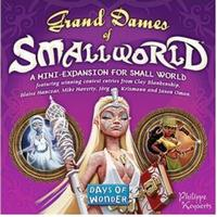 Days of Wonder Small World: Grand Dames of Small World