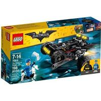 Lego The Batman Movie The Bat-Dune Buggy 70918