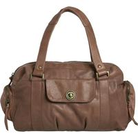 Pieces Small Leather Bag - Brown/Nougat (17055351)