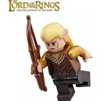 Bonanza (Global) FIGURE The Lord of the Rings Hobbit 264 DIY LEGO Minifigure Building Block 1pc B