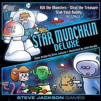 Steve Jackson Games Munchkin Star Deluxe