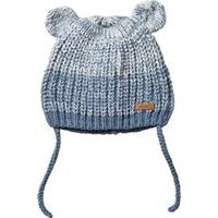 Barts Blue Knitted Stids Inka Beanie Mössor