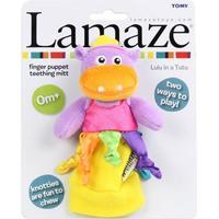 Lamaze Lulu In A Tutu Finger Puppet Teething Mitt 0+ månader 1 st
