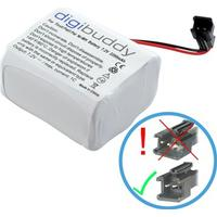 MTP Products Tivoli Pal, iPal Digibuddy Ni-MH batteri - 7.2V - 2200mAh - bulk