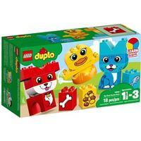 Lego Duplo Mine Første Puslerier Kæledyr 10858