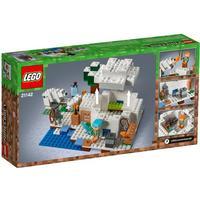 Lego Minecraft Igloen 21142