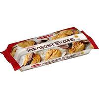 Semper White Chocolate & Brazil Nut Cookies