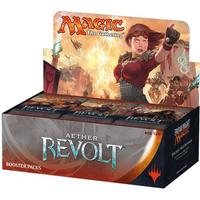 Magic the Gathering Aether Revolt Booster Pack 15 kort