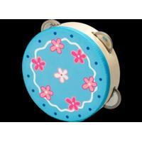Music-Time MUSIC TIME tamburin, Mini Flower