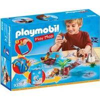 Playmobil 9328 PLAYMOBIL Play Map Pirater