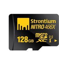Strontium Nitro Micro SDXC kort - 128 GB - UHS-I U1 - Class 10