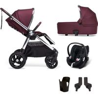 Mamas & Papas Ocarro 5-Piece Bundle - Mulberry