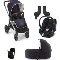 Mamas & Papas Ocarro 5-Piece Bundle - Dark Navy