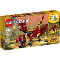 Lego Creator Mytiske Væsner 31073