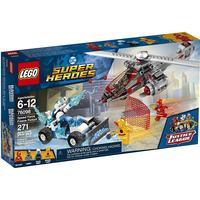 Lego DC Super Heroes Speed Lynhurtig iskold Jagt 76098