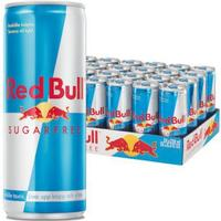 Red Bull Redbull sugarefree 25cl inkl.