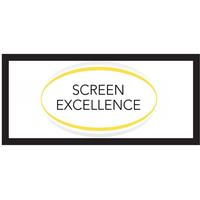 "Screen Excellence Reference Enlightor Neo 2:35:1, 2:37:1 (21:9) 152"" Ramspänd"