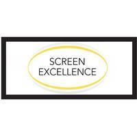 """Screen Excellence Reference Enlightor Neo 2:35:1, 2:37:1 (21:9) 87"""" Ramspänd"""