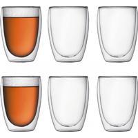 glas i frysen