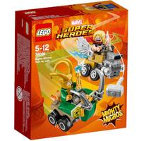 Lego Marvel Superheroes Mighty Micros Thor vs. Loki 76091