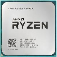 AMD Ryzen 7 1700X 3.4GHz Tray
