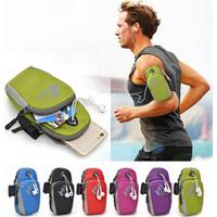 For Coolpad Porto S Power Conjr tipTop N1 Fancy Pro 3 Roar Plus mini E561 Air Waterproof Nylon Running Bag Sport ArmBand Case