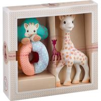Sophie The GiraffeSophie-sticated: Sophie and fabric rattle