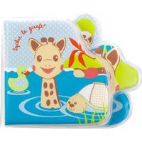 Sophie The GiraffeBath Book Gift Box
