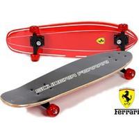 Ferrari skateboard X8 Double Kick - rød