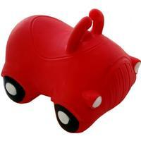 Kidzz Farm Car Jumpy Red