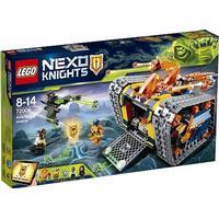 Lego Nexo Knights Axls Rullende Arsenal 72006
