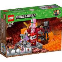 Lego Minecraft Netherkampen 21139