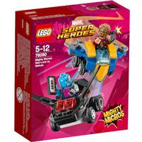 Lego Superheroes Mighty Micros Star Lord vs. Nebula 76090