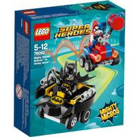 Lego Superheroes Mighty Micros Batman vs. Harley 76092
