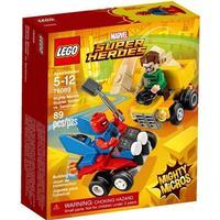 Lego Super Heroes Mighty Micros Scarlet Spider vs Sandman 76089