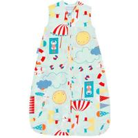 Gro Beside the Sea Extra Cool 0.5 Tog 0-6m Travel Grobag