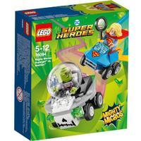 Lego Superheroes Mighty Micros Supergirl Vs. Brainiac 76094