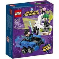 Lego Super Heroes Mighty Micros Nightwing vs the Joker 76093