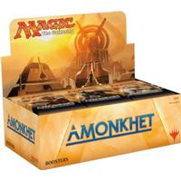 Magic: the gathering - amonkhet booster display