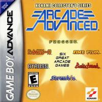 Konami Collectors Series Arcade Advanced - Gameboy Advance