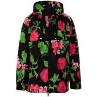 MONCLER Jade Floral Jacket 537 Floral Red