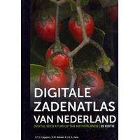 Digitale Zadenatlas Van Nederland / Digital Seed Atlas of the Netherlands (Inbunden, 2012)