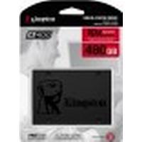 "Kingston SSDNow A400 - SSD harddisk - 480 GB - intern - 2.5"" - SATA 6Gb/s"