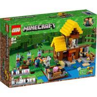 Lego Minecraft Farmhuset 21144