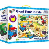 Galt Giant Floor Puzzle Construction Site 30 Pieces