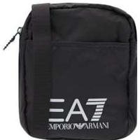 EA7 Mens Black Training Prime Pouch Bag
