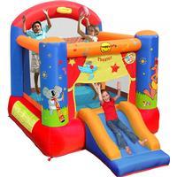 Happyhop Theater Slide & Hoop Bouncer