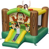 Happyhop Gorilla Slide & Hoop Bouncer