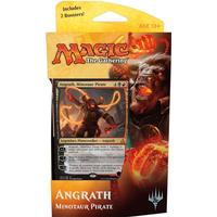Wizards of the Coast Magic The Gathering (CCG): Rivals of Ixalan Planeswalker Deck - Angrath