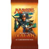 Wizards of the Coast Magic The Gathering (CCG): Rivals of Ixalan Booster (15 kort)